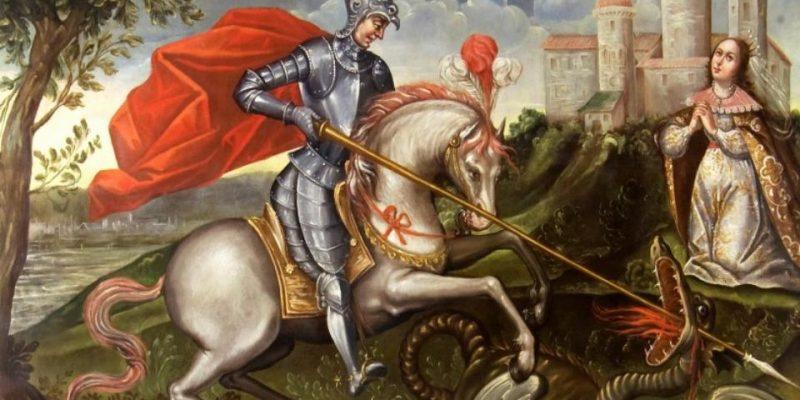 Szent György története