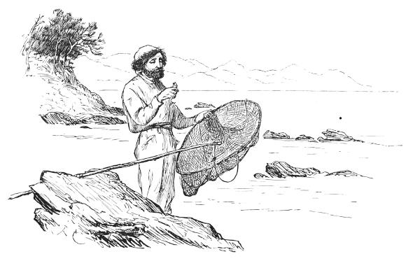 A kis hal és a halász