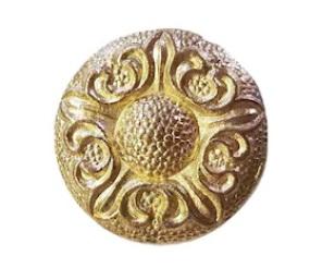 Arany gomb