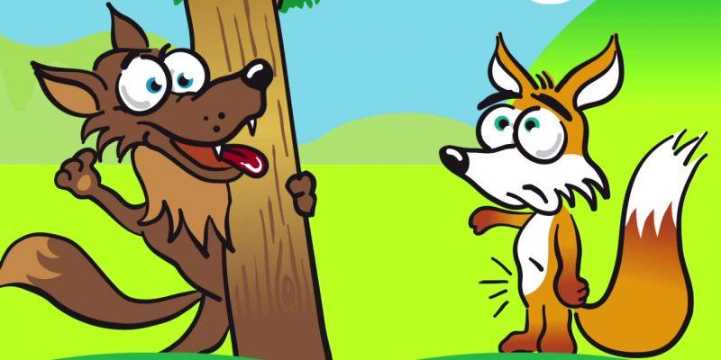 Róka és a farkas