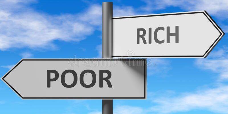 A szegény és a gazdag ember