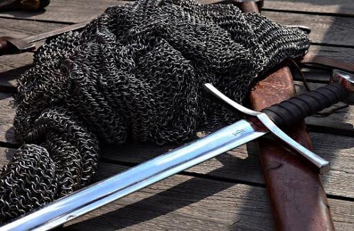 A villámszóró kard