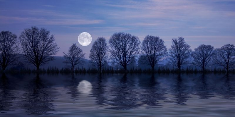Ragyogó hold