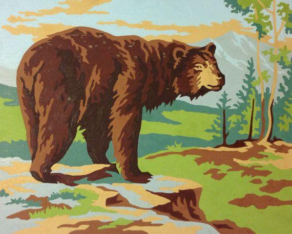A bánatos medve
