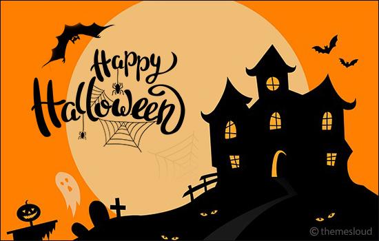 Halloween-hangulat